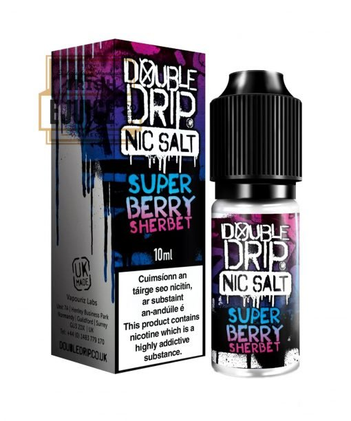 Super Berry Sherbet Nic Salts