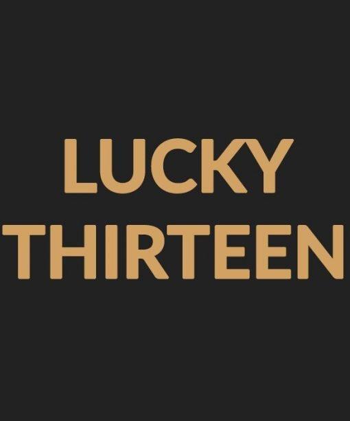 Lucky Thirteen 120ML